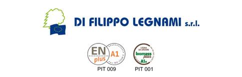Il logo dell'azienda Di Filippo Legnami Srl