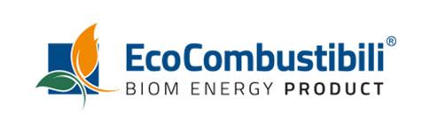 Il logo dell'azienda Eco Combustibili Biom Energy Product