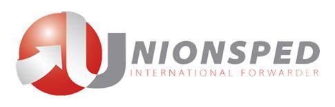 Il logo dell'azienda Unionsped