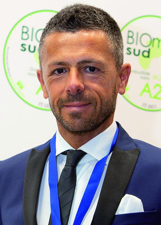 Domenico Langellotto direttore generale di Eco Combustibili Biom Energy Product