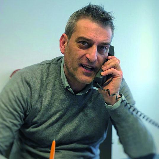 Michele Ballardini, direttore commerciale di S.I.T.T.A.