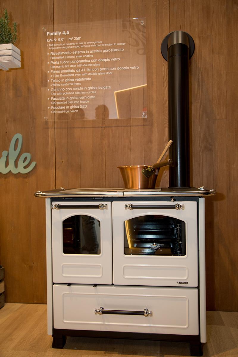 I vantaggi della cucina a legna